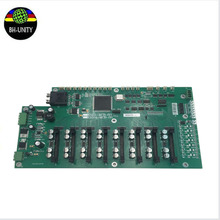 Chip price ! konica 512i solvent printer spare parts konica 512i head carriage board for selling