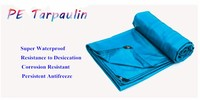 First-class China woven mesh Fabric Pe Tarpaulin In Various Sizes