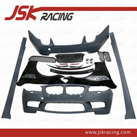 2010-2013 M5 STYLE FIBER GLASS BODY KIT FOR BMW 5 SERIES F10 (JSK082021)