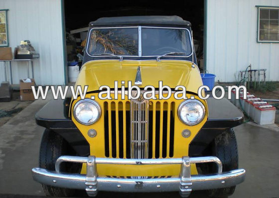 Jeep Willys 1949