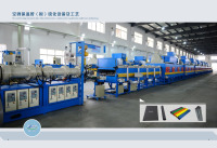 NBR & PVC rubber insulation sheet /pipe vulcanization production line EPDM foam tube /sheet equipment