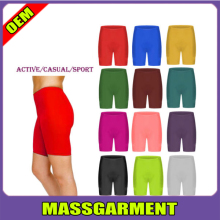 Ladies Cycling Short Legging Active Stretch Sport Womens Hot Pants