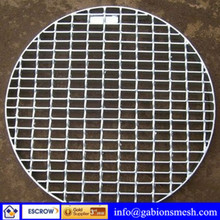 Round grill grates stainless steel for sale,ISO9001,CE,SGS test