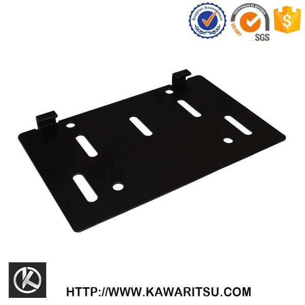 Sheet Metal Stamping Bending Punching Carbon Steel Auto Parts with Powder Coat