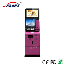 Remot control/Bank Card/Mobile Phone Charging Vending Machine payment Kiosk