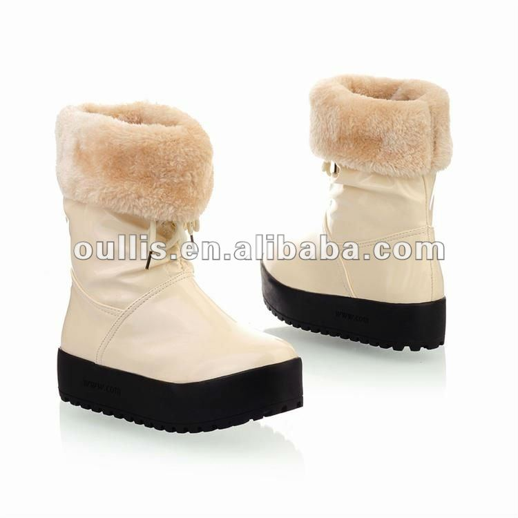 ladies fancy flat shoes 2012 hot sale women fashion winter shoes XW206