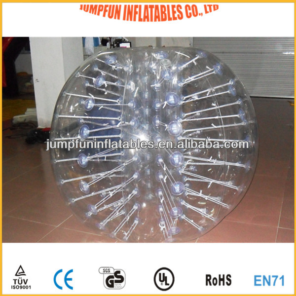 inflatable bubble ball,inflatable buddy bumper ball