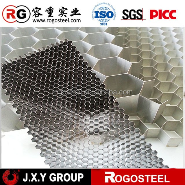 Honeycomb Core Foil Thickness 0.05mm new construction materials technology with Aluminum 3003/5052