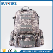 Composite tactical travel camping hiking rucksack backpack brand China