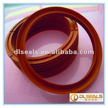 red PTFE vee packing seals