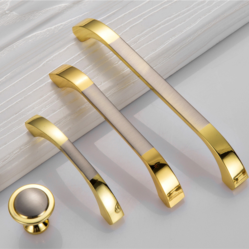 Zinc Alloy Drawer <strong>Handle</strong> Simple Design Knobs Kitchen Door <strong>Handle</strong> Z-0781