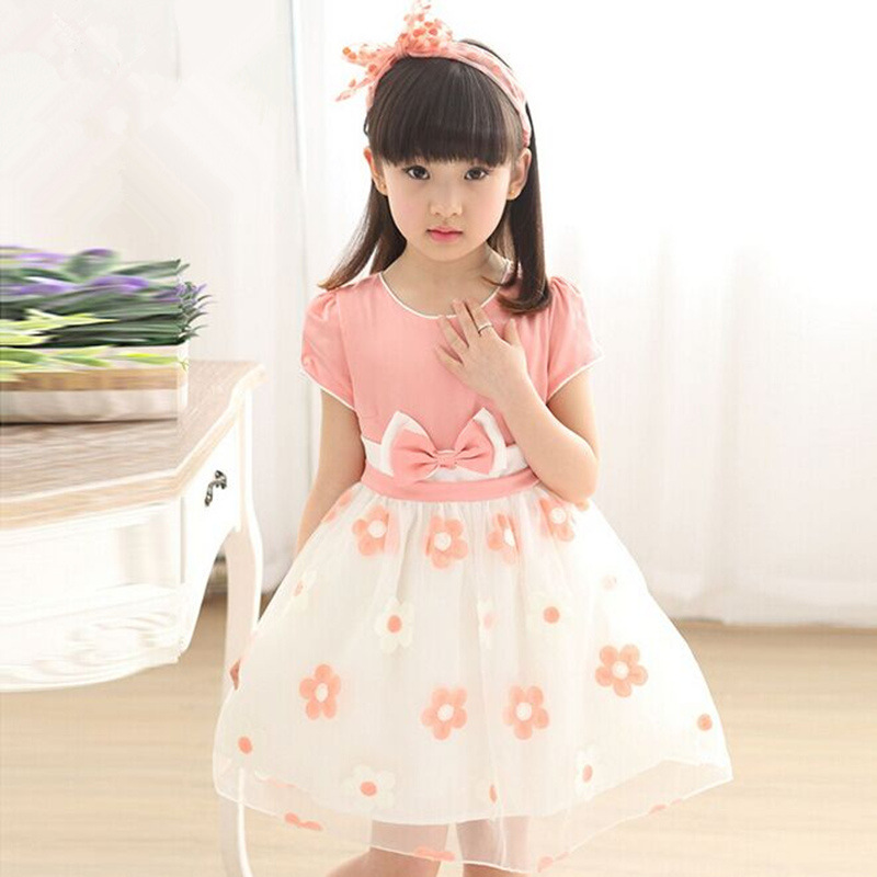 Buy Children Dresses Girls New 2015 Children Dresses Girls Princess