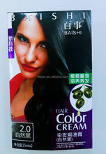 No PPD No ammonia Ecologic Anti-Allergy Hair Color