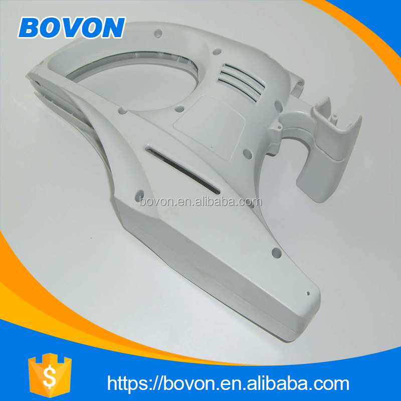 OEM high quality recycled plastic products ABS,PP,PA plastic parts