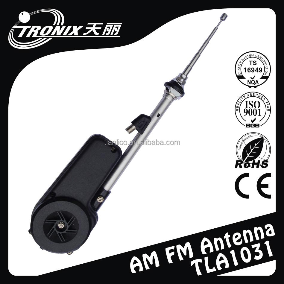 Power car antenna am/fm radio/ buggy whips car antenna TLA1031