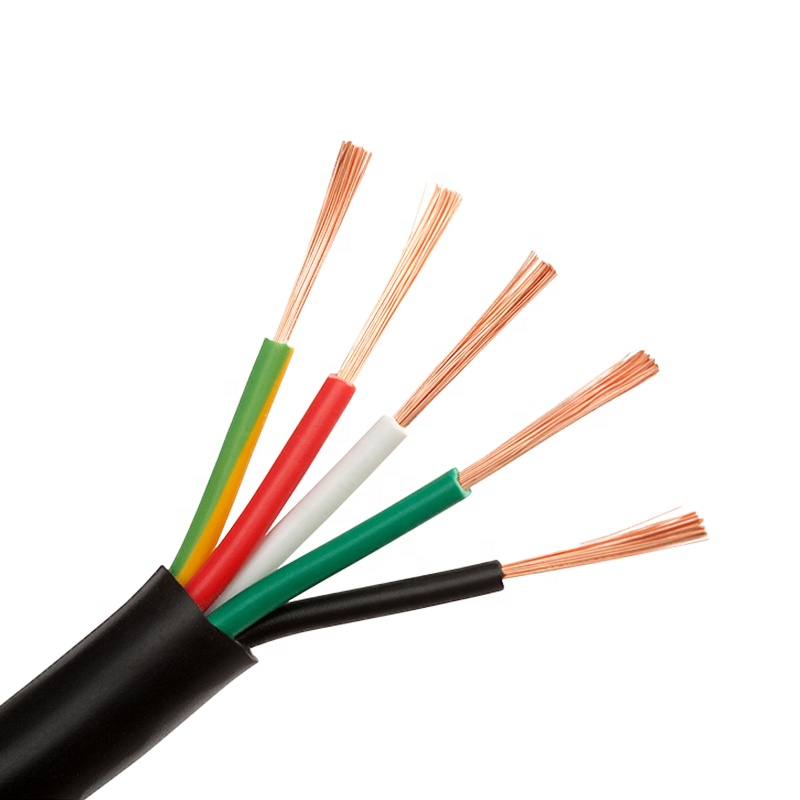 5 core power <strong>cable</strong> 2.5mm 4mm 6mm 6mm2 flexible shielded or unshielded 16mm 24awg 16 sq mm 5core wire