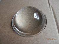 70mm aspheric / spherical round glass lens