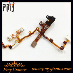 Original new arrivel for iphone 3gs headphone/earphone audio jack flex cable replacement