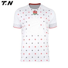 China digital print rugby jersey ,football rugby uniform
