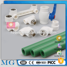 MG-B 0450 types of plastic water pipe