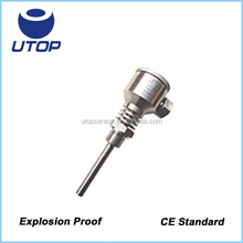 Petroleum Industry 4-20 mA Temperature Transmitter Temperature Sensor