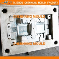 2015 Low price high precision mold making injection for crate and basket (good quality)