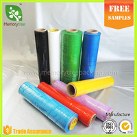 pe/LLDPE jumbo stretch wrap film with CE certificate