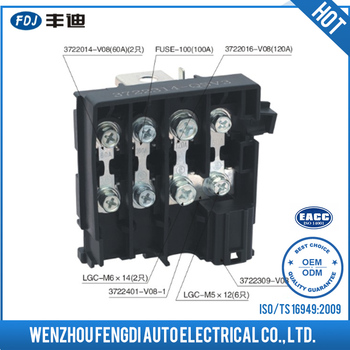 Factory Customized No Deformation Mini Fuse Holder
