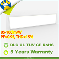 30x60 1x2 300x1200 45w 36w CE TUV DLC UL 4000K led panel light
