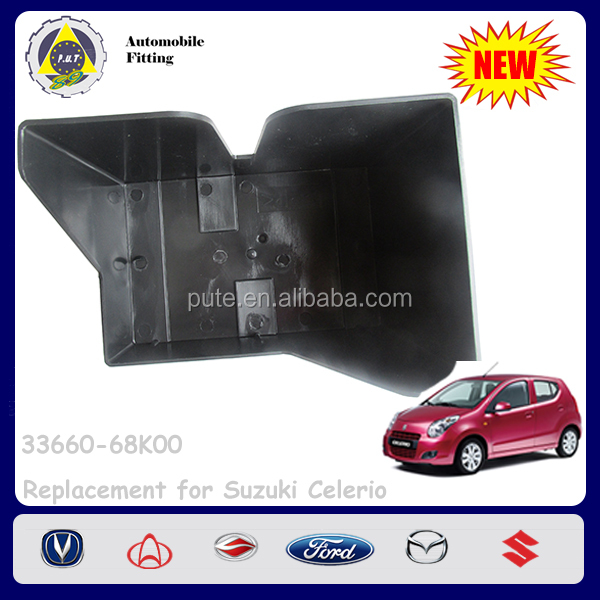 Auto Spare Parts 33660-68K00 Battery Tray for Suzuki Celerio