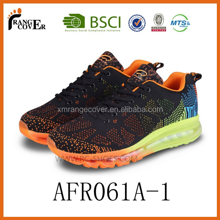 Good price newest design fashion air sport shoes for men
