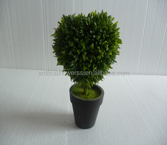 Factory direct artificial mini tree artificial palm tree