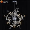Crystal Hanging LED Chandelier Made In China chandelier OM66130