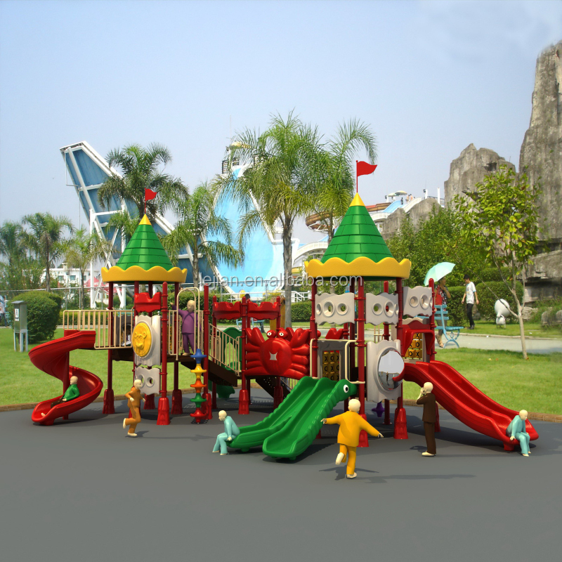 on sale maze style small fancy curved slide playground slides