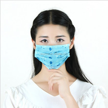 New Design Disposable Dustproof Earloop Face mask