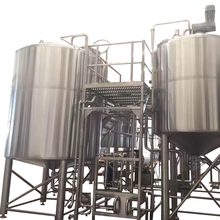 Factory Supplier 20HL Brewhouse Micro Beer Brewery Factory Equipment for Craft Beer Brewing System