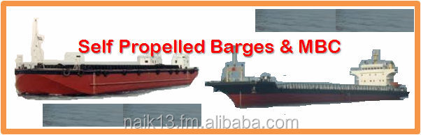 Mini Bulk Carriers (MBC) and Self Propelled Barges