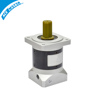 Planetary 45:1 ratio gearbox reducer for marine diesel engine