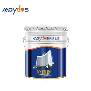 China top brand emulsion latex decorative wall paint for home