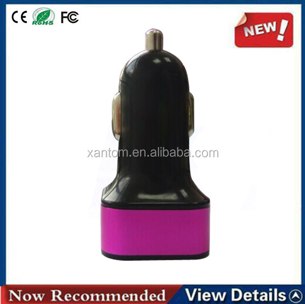 single USB Car Charger 5V 1A for Samsung Galaxy S6 for xiaomi mi note for HTC One M9 cell phone and for ipad