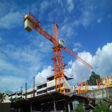 China best tower crane stationary and tower crane traveling