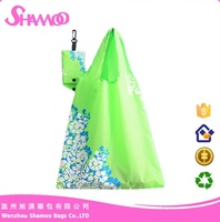 190T Polyester Pocket Foldable Bags