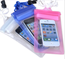 touch screen waterproof phone underwater pouch dry bag case cover