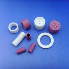 Electrical heat resistant 95% alumina ceramic insulator