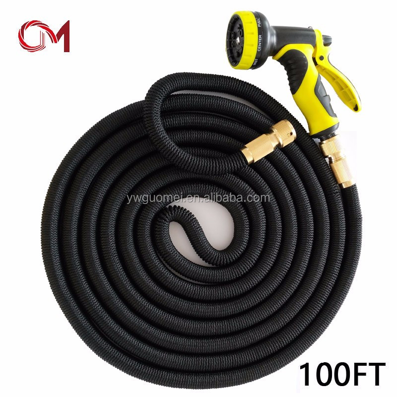 Expandable hose with brass fittings home garden alibaba portuguese expandable hose for gardening