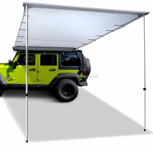 Align Outdoors Rv Car Side Awning 2*2m Outdoor Hunting Tent Camping Products Car Roof Top Tent