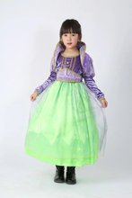 children girl party fancy dress costume supplier from china