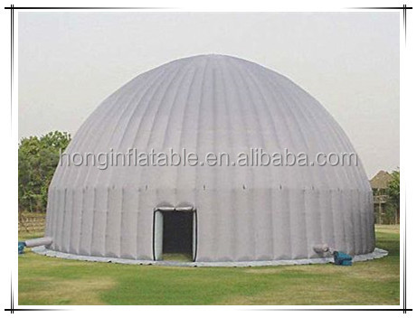 Custom giant inflatable tent, inflatable air dome tent for sale, camel outdoor products tents for sale