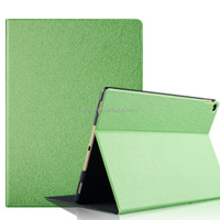 genuine leather case For iPad Pro with power case