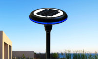 portable solar deck post cap lights for home use